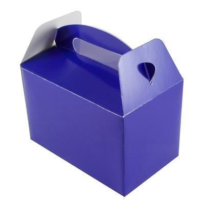 Oaktree Party Box 100mm x 154mm x 92mm 6pcs Royal Blue No.18 - Accessories